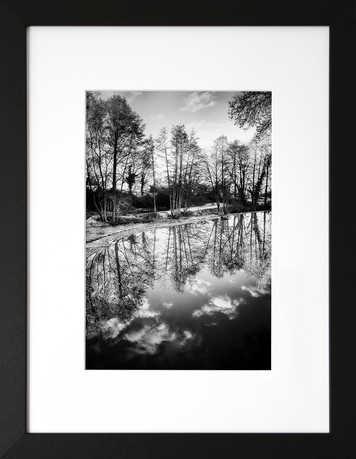 Réflexions de rivière