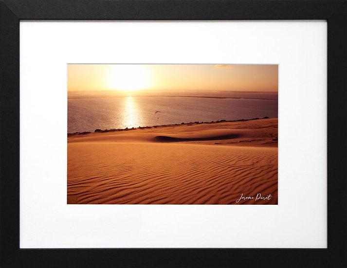 Vol libre sur la dune du pilat