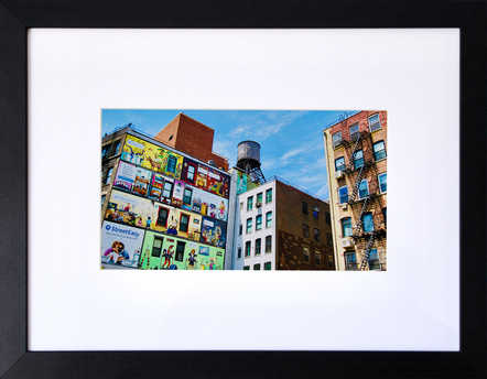 Art graphique à New York