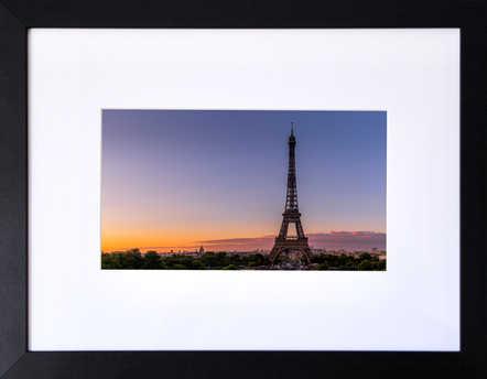 Aurore parisienne