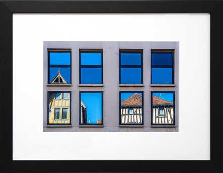 Reflet de Troyes