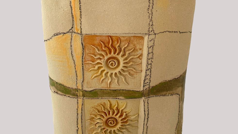 Töpferanleitung Vase