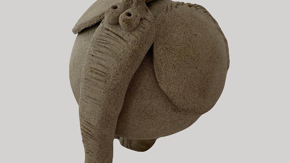 Töpferanleitung Elefant