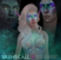 Siren's Call, Face tattoo +Fallen Gods I