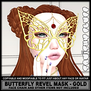 Squishy Fluff - Butterfly Revel Mask - g