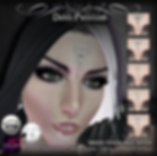 Dark Passions - Eyemakeup - Moon Totem T