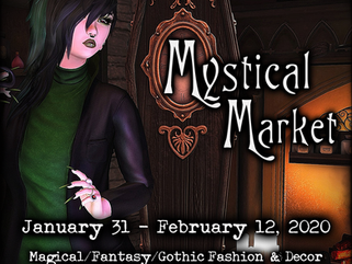 Mystical Market - Designer Apps Open