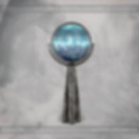 CELESTE - Galaxy Swirl Globe A - Hunt Gi