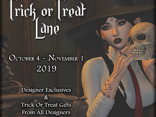 Designers: Last Chance To Apply For Trick Or Treat Lane