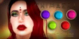 CHIMAERA - Spectrum Forehead Piercing.pn