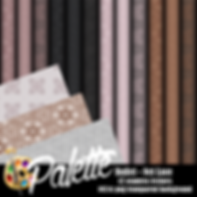 Palette - Ballet Net Lace - Ostara Exclu