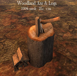 LOVE - HUNT ITEM -  AXE AND LOGS.png