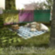 Paper Moon - Fabric_Fence_Nouveau_poster
