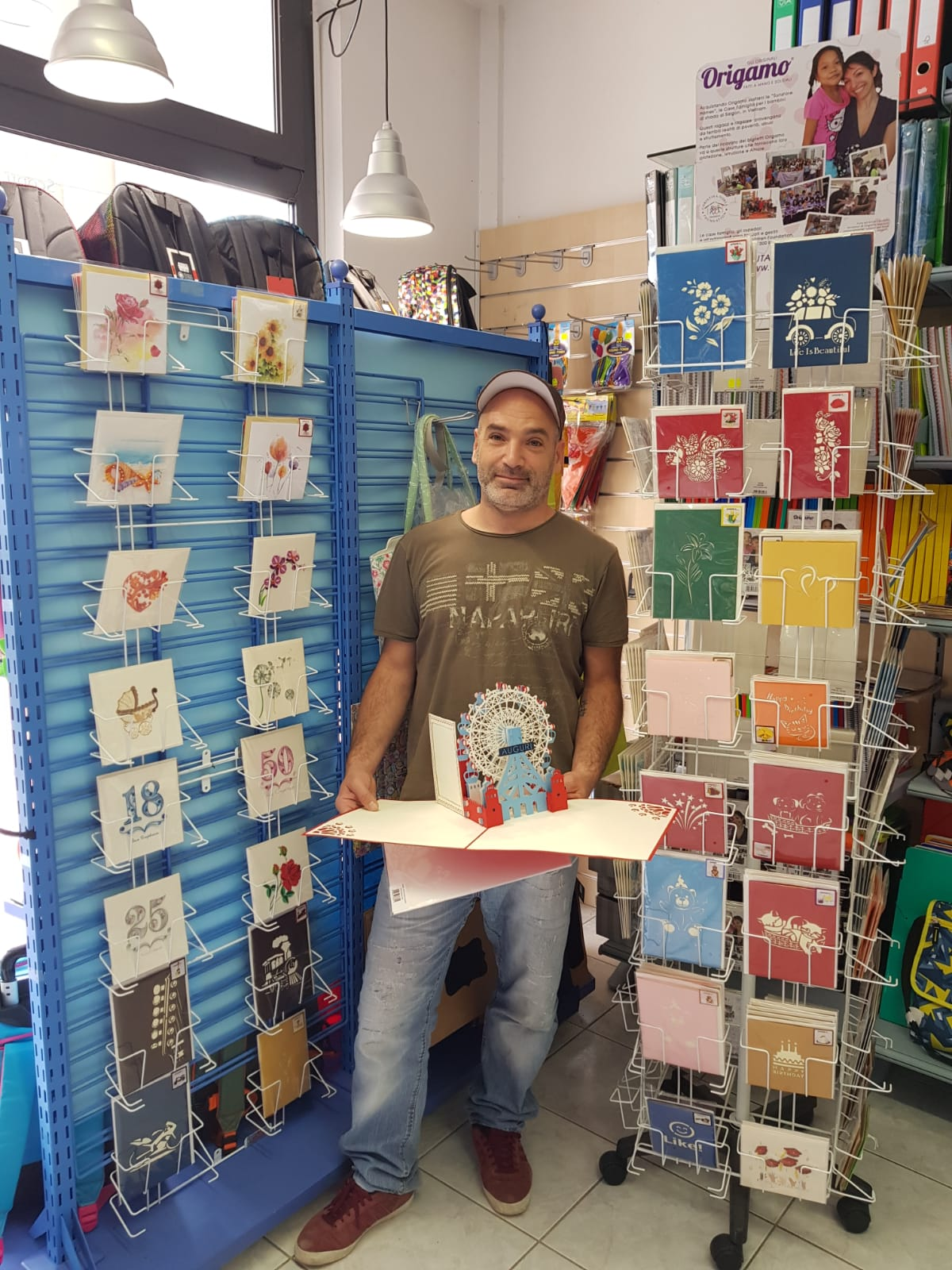 Cartolinea di Lenzini Roberto