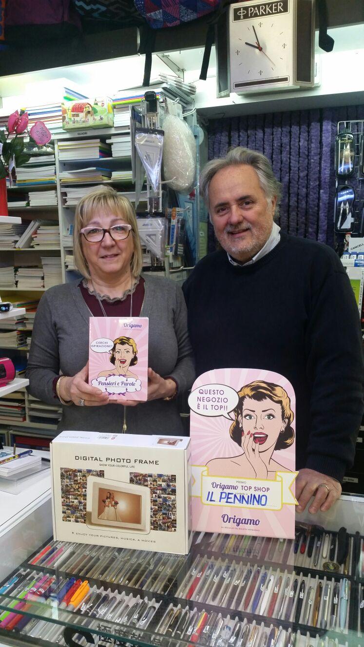 Nadia e Maurizio de IL PENNINO