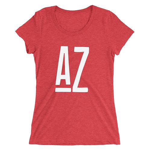 ARIZONA | Womens' Bella+Canvas Short Sleeve Tee