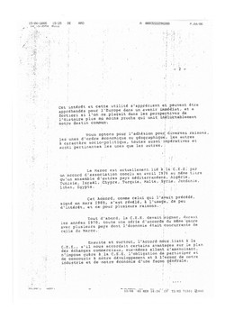 Lettre de Hassan II Mitterand 15.06.1984 two