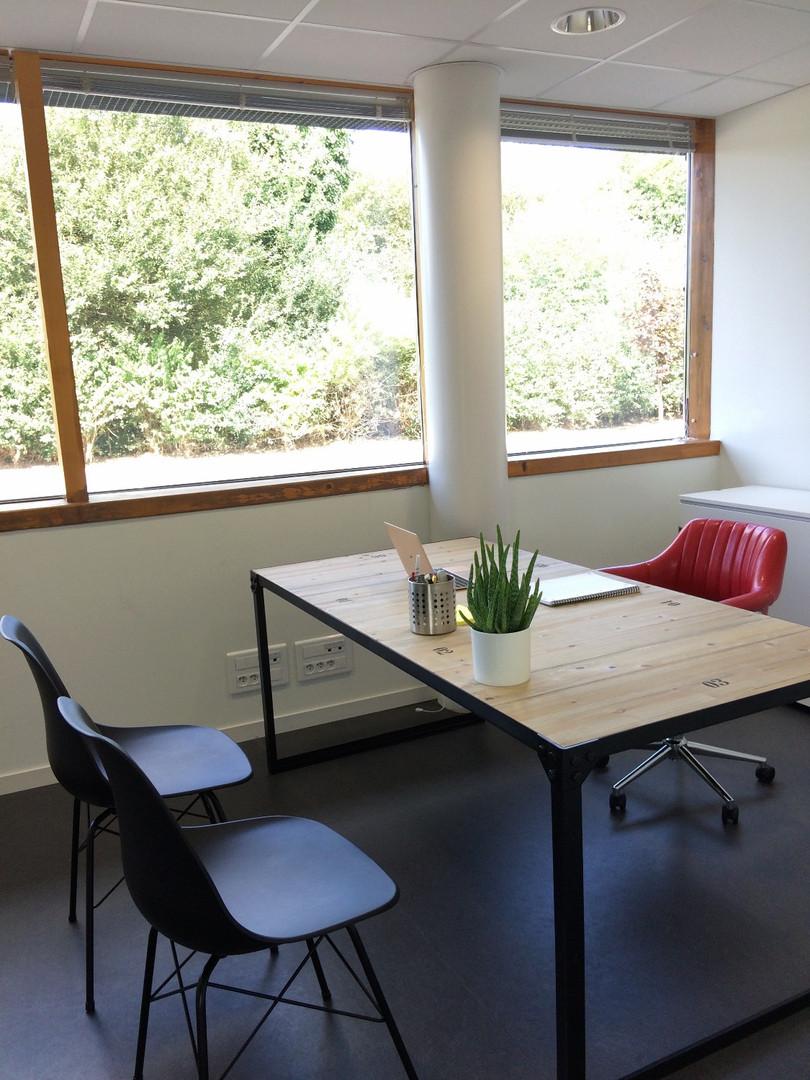 Bureau - Smile Coworking - Rennes Cap Ma