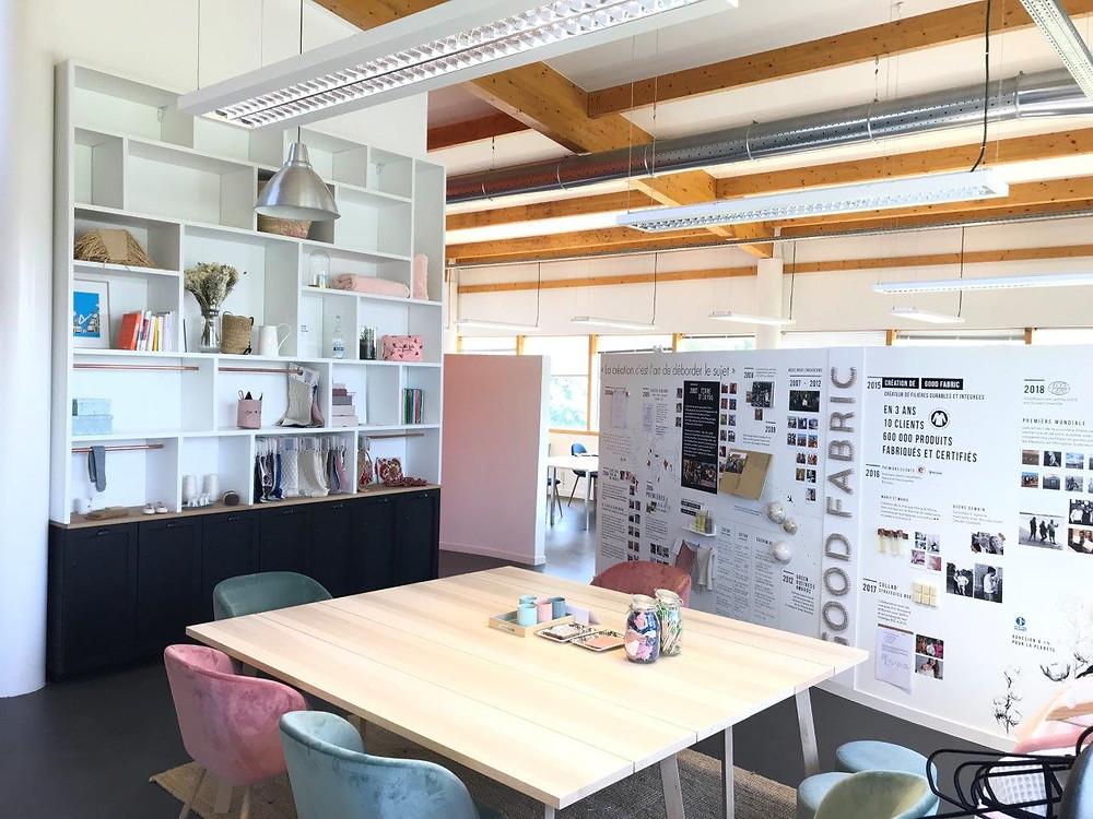 Smile Coworking - Showroom