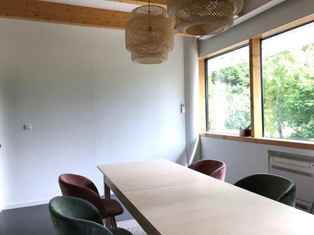 Smile Coworking - salle de réunion