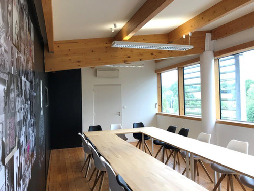 Grande salle de réunion - Smile Coworking