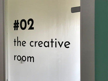 Smile Coworking - The creative room