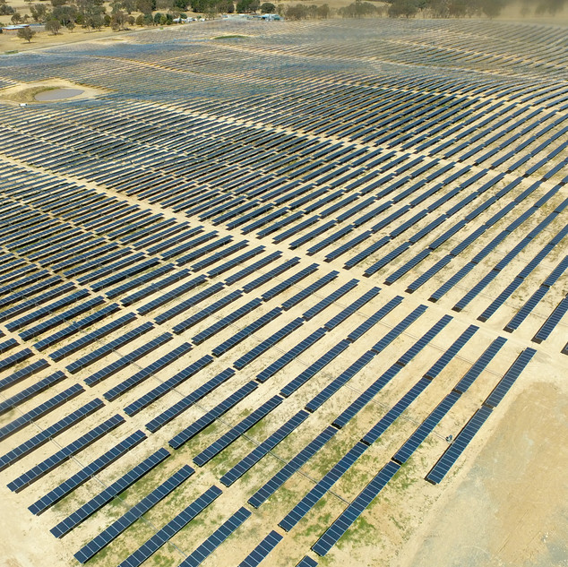 Williamsdale Solar Farm
