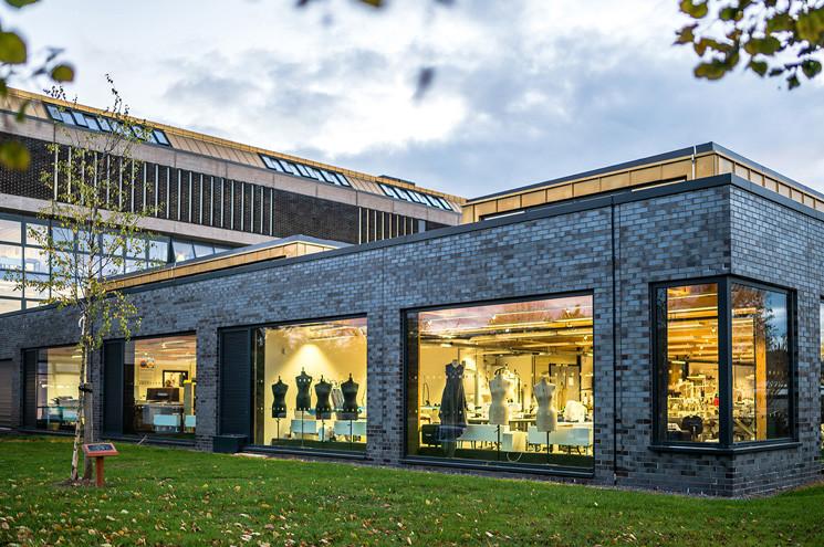 Somerset College External Elevation