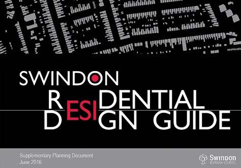 Swindon Residential Design Guide 2016