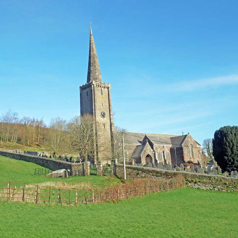 Five Hundred Years of Church Bells in Ermington