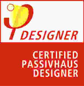 Certified Passivhause Designer Logo