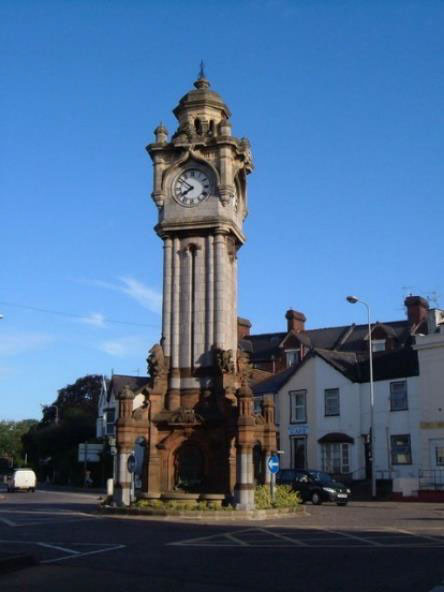 Exeter Clock Tower