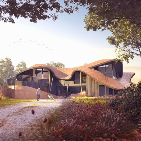 Para 79 House Approved in Kent following support from The Design Review Panel