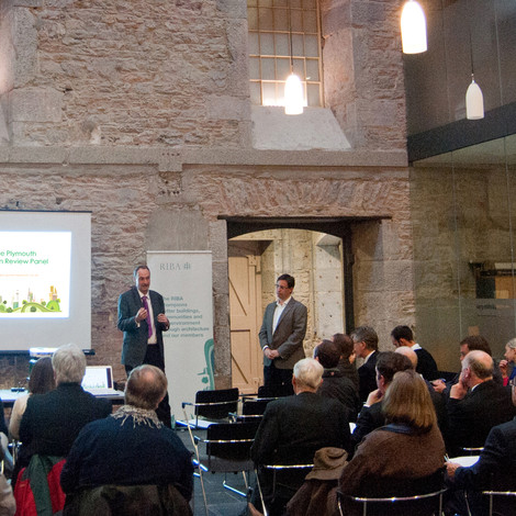 An Introduction the Devon & Somerset Design Review Panels