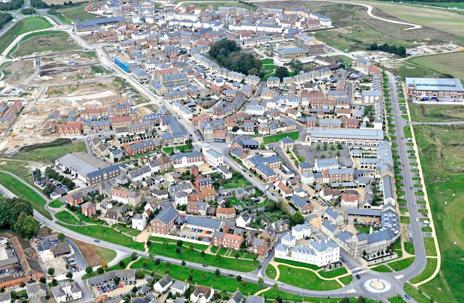 Poundbury Dorset