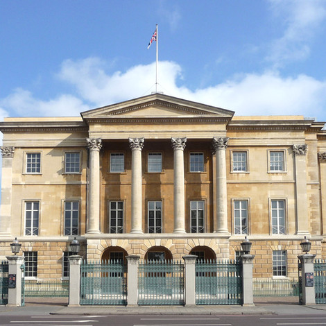 Historic Stone Conservation - Apsley House