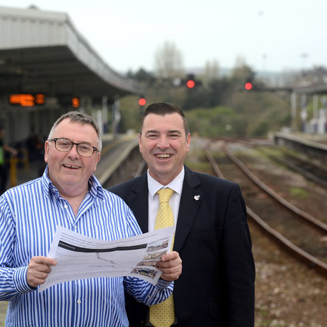 Masterplan to Redevelop Plymouth Rail Station & the Surrounding Area.