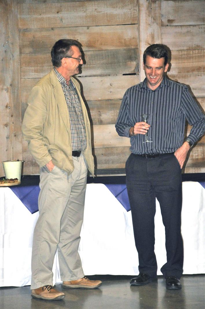 David Dewart & Phil Bissatt
