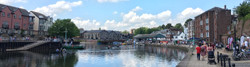 Exeter Quay by Jonathan Braddick