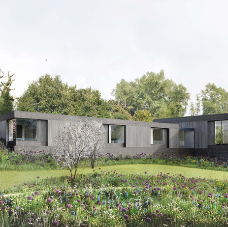 NPPF paragraph 80 (e) proposal (Upbrook House) approved with support from The Design Review Panel