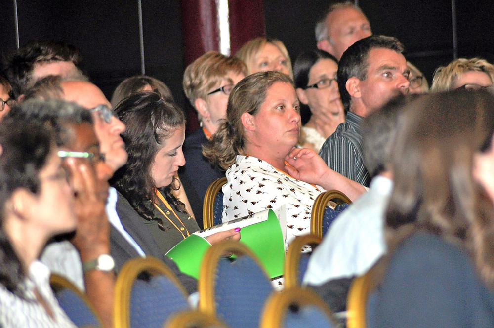 Delegates at the Swindon Design Review Panel Launch