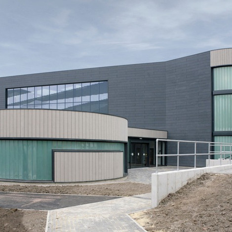 Petroc College – Replacement Teaching Blocks Completed