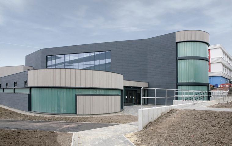 Petroc Lifestyle Building Exterior