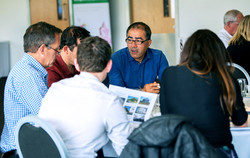 Delegates at Design Review Panel CPD