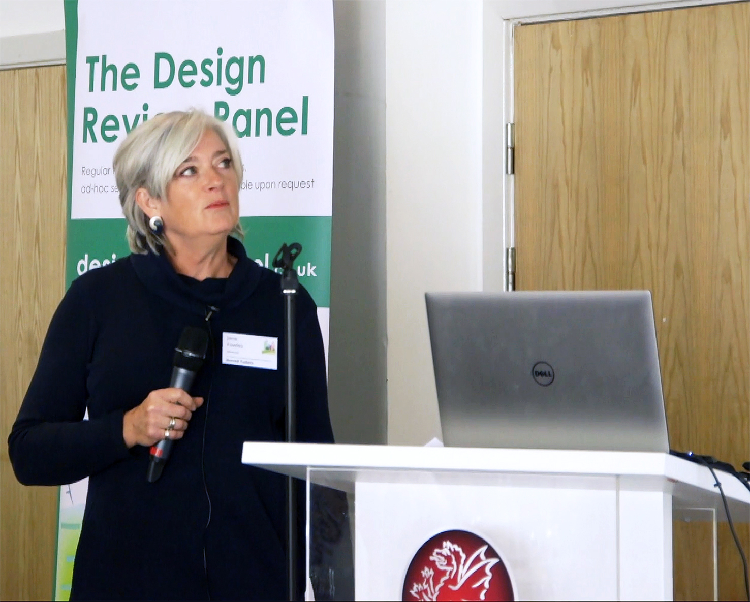Jane Fowles at Design Review CPD
