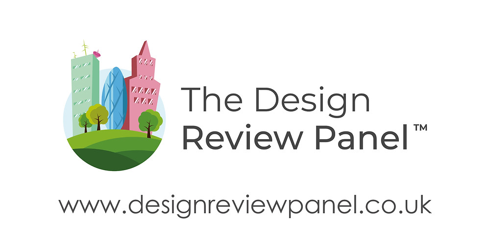 The Design Review Panel Logo Image