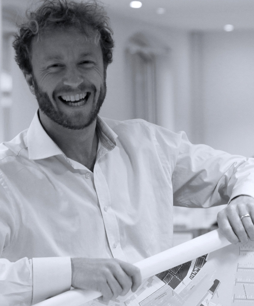 Jonathan Vernon-Smith Architect & Urban Designer at Urban Design Box