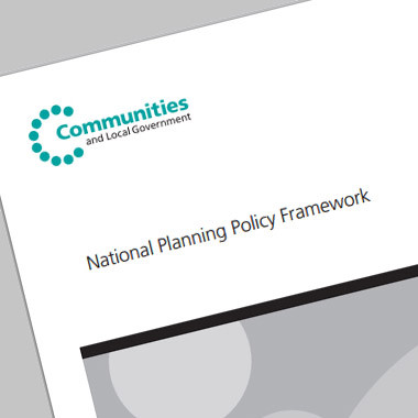 The National Planning Policy Framework (NPPF)