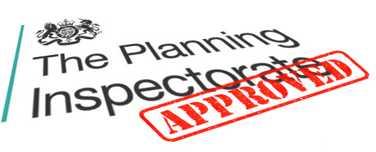 Design Review Panel feedback a material consideration in planning appeal decision notice