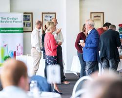 Delegates at Design Review CPD